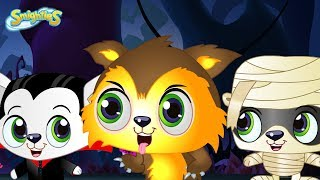 Smighties - Spooky Haunted Halloween Story | Cartoon Compilation Just For Kids | Funny Kids Cartoons