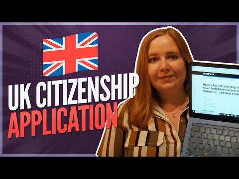 UK Citizenship Application (HOW TO APPLY ONLINE) | UK Visa's