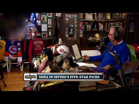 Shea in Irving In-Studio on The Dan Patrick Show | Full Interview | 9/15/17
