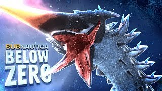 A BRAND NEW UNDERWATER WORLD AWAITS! - The Almanac Sanctuary - Subnautica Below Zero Gameplay Part 1