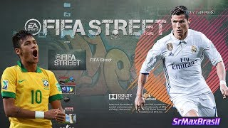 JOGANDO FIFA STREET 4 EM 2018 (PS3)
