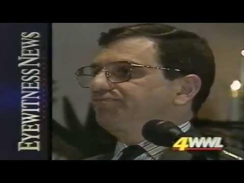 CH-4 Eyewitness News Nightwatch Feb 22, 1994 WWL-TV