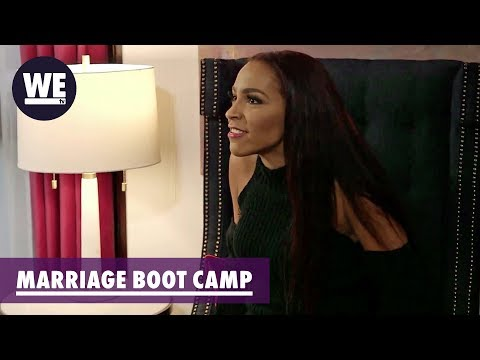 'Don't Leave Me in LA!'| Marriage Boot Camp: Reality Stars | WE tv