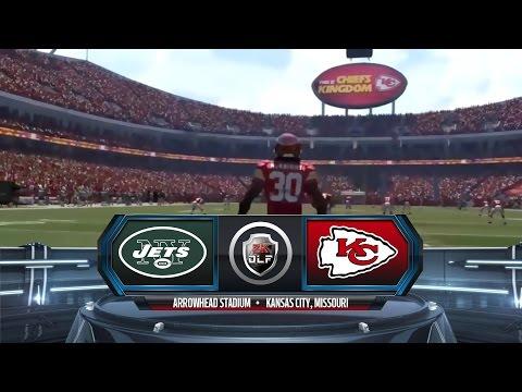 Season 5 - Week 9: New York Jets vs Kansas City Chiefs