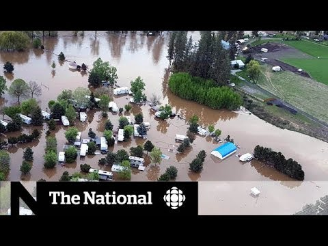 B.C. floodwaters receding, but not for long