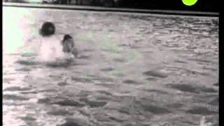 Hungary vs. USSR, Melbourne 1956 Olympics BLOOD IN THE POOL
