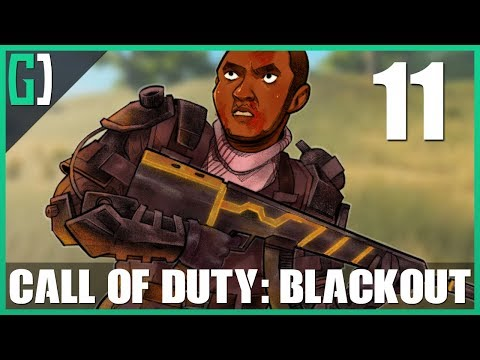 [11] Call of Duty Blackout w/ GaLm and friends thumbnail