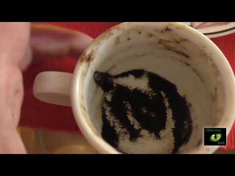 Гадание на кофейной гуще Швейцария