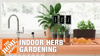Make An Indoor Herb Garden