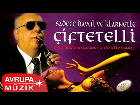 Somalı Mustafa - Davul Ve Klarnetle Çiftetelli (Full Albüm)