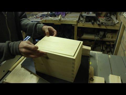 Building a Wooden Safe Part 1
