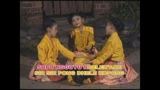 Cublak Cublak Suweng - Sanggar Greget H
