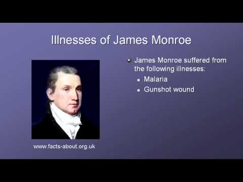 President James Monroe Biography