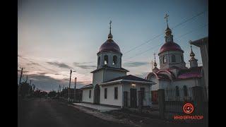 Удивительная красота: как в Днепре выглядит женский монастырь на Рылеева пасмурным летним вечером