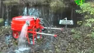 Salarollpump Oil Skimmer (пороговый скиммер для нефтепродуктов)(Пороговый скиммер Salarollpump предназначен для сбора нефтепродуктов на поверхности воды. Скиммер используетс..., 2014-04-07T09:51:39.000Z)
