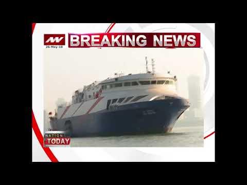 Floating Restaurant Capsizes Off Mumbai, 15 People Rescued
