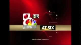 KOMU-TV 8 News at 6 (March 12, 2013)