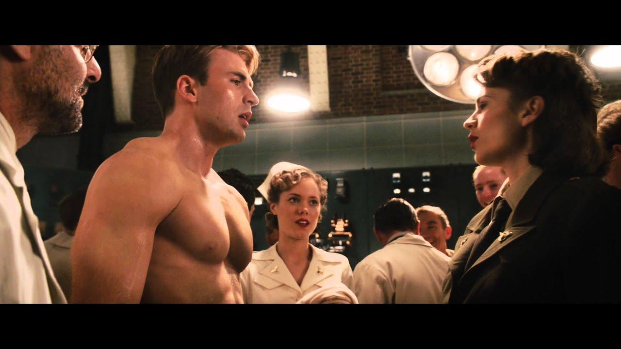 Capitão América: O primeiro Vingador - Trailer