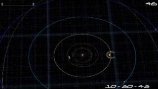 Solar System Screensaver - AstroGemini