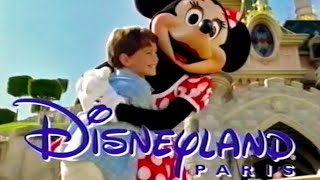 "1997 Disneyland Paris Promo Spot #2 - ""In a world full of magic"" 