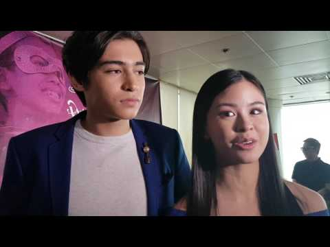 Kisses on her friendship with Heaven and Vivoree; Marco's feelings for Kisses