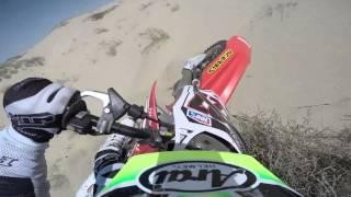 Dirt bike and ATV fails, in the desert.