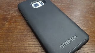 Samsung Galaxy S7 Edge Otterbox Symmetry case review!