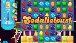 Candy Crush Soda Saga Level 1611 - NO BOOSTERS