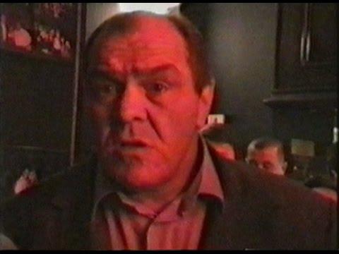 Roy Shaw calls Lenny McLean a Bully!