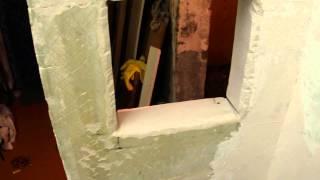 Как я делал ремонт в ванной? (день12) Декоративные окна(В этом видео, Вы увидите продолжение ремонта в моей ванной комнате своими руками. Здесь я показываю Вам,..., 2014-05-16T12:08:27.000Z)