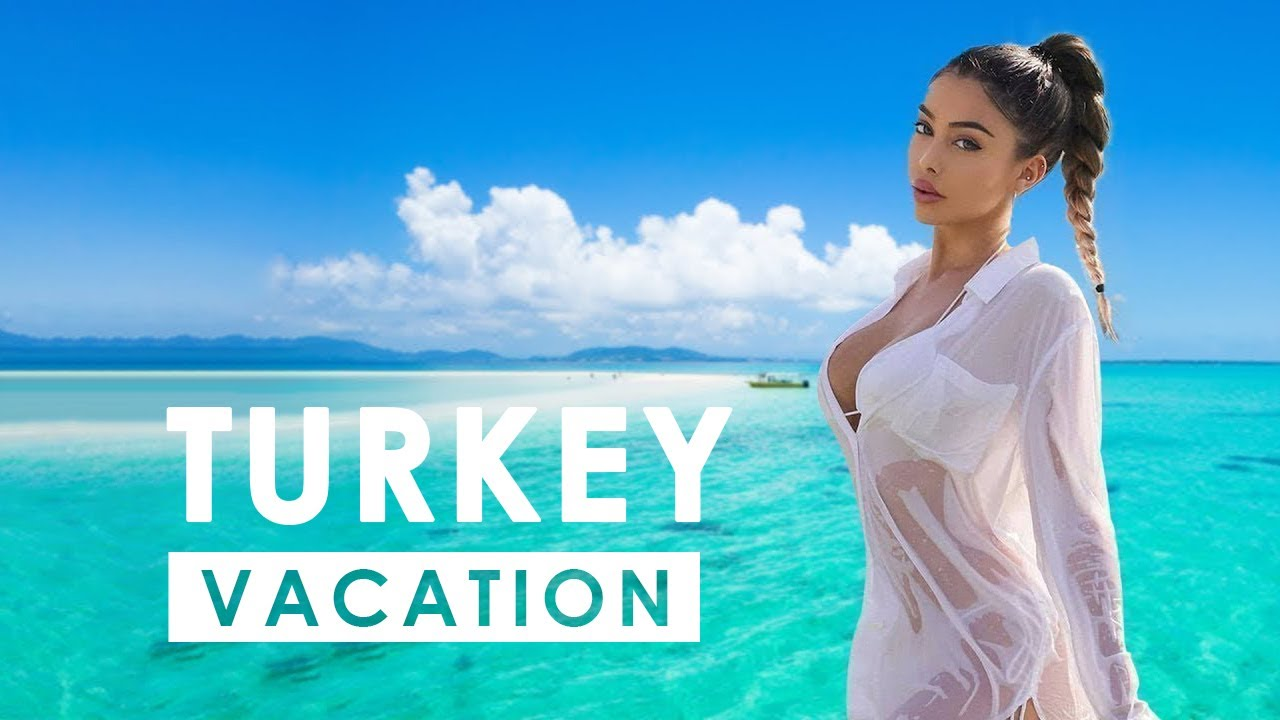 VACATION IN TURKEY | Scenic Film Turkey & Deep House Sessions Chill Out Mix By BLUESKY