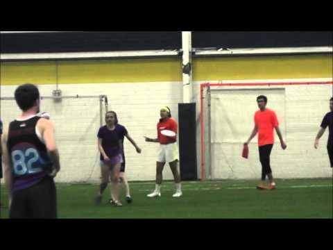 Bei Regazi vs Orange is the New Backhand