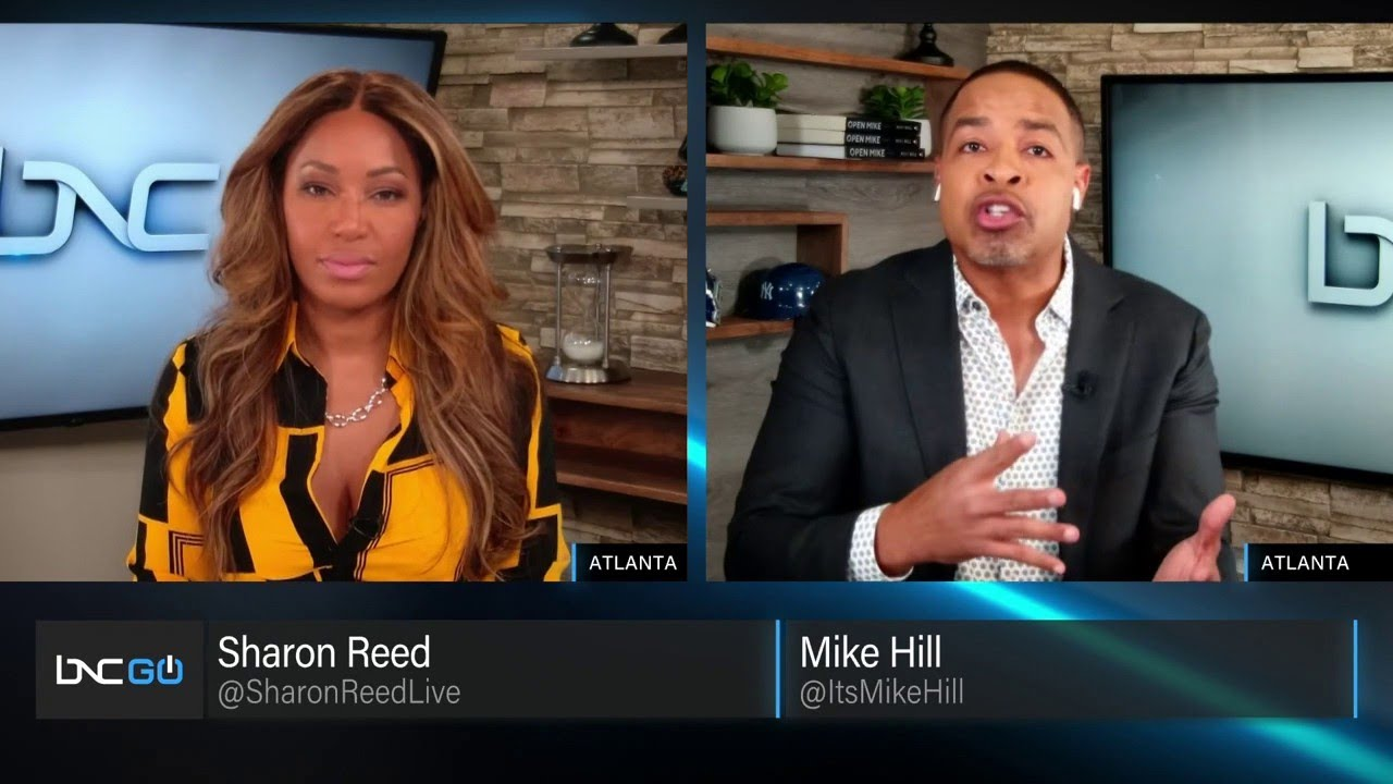 Download 'Hate sells': Sharon and Mike react to former President Trump's plan to start social media platform
