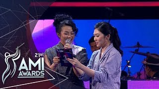 Kategori Artis Solo Pria Pop Terbaik | Ami Awards 2018
