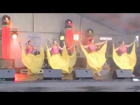 Gorion ka indian dance in canberra multicultural Show