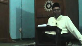 Kajian Tafsir Al Quran : Itikaf  & Lailatul Qodar