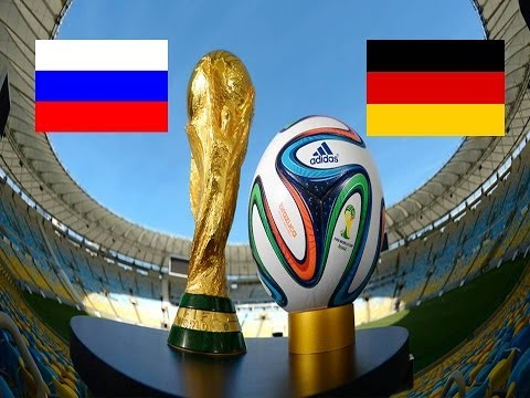 Fifa 14 Germany vs Russia