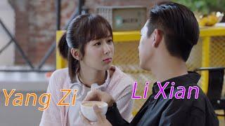 Go Go Squid Actress - Sweet Love Yang Zi And Li Xian