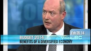 Mike de Jong - Benefits Of A Diversified Economy