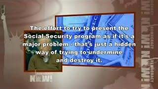 Noam Chomsky vs Ayn Rand on Social Security