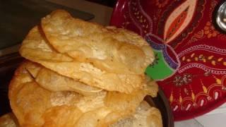 Mathiya or Mathia Papad Recipe - Diwali Recipe