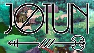 JOTUN - Gameplay com Novo Boss!!! Impressionei os Deuses!?