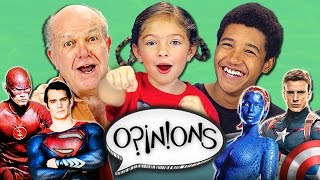 FAVORITE SUPER POWER (REACT: Opinions #9)