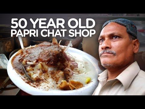 Papri Chat of Karachi | Street Food Pakistan | Dilpasand Chat Bahadurabad