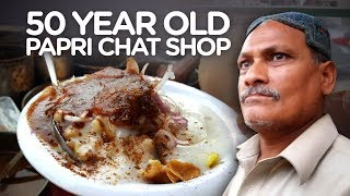 Papri Chat of Karachi | Street Food Pakistan | Dilpasand Chat …