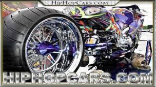 Hayabusa Custom Bike - Turbo Motorcycle at NC Bikefest