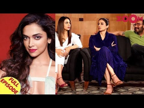 Deepika to postpone her Hollywood projects? | 'De De Pyaar De' star cast  Exclusive Interview & more