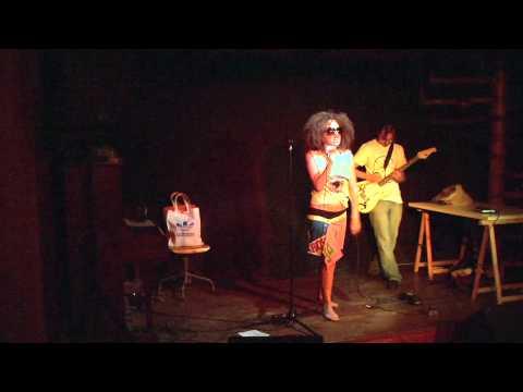Green Dragonfly - Natasha - Live At Bar Electric, Barcelona, 14.08.2011