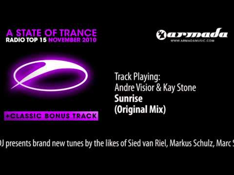Armin van Buuren's A State Of Trance Radio Top 15 - November
