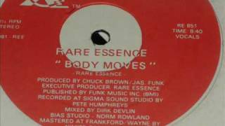 Rare Essence-Body Moves-.wmv